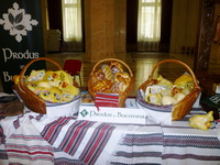 Exhibition of traditional products, the Romanian Parliament Palace, Bucharest